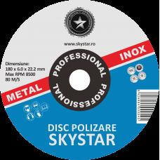 Disc Polizare 180x6.0x22.2