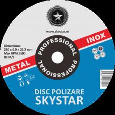 Disc Polizare 230x6.0x22.2