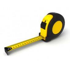 Ruleta 5I 3m x 16mm