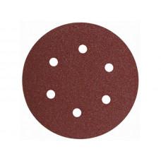 Disc Velcro 6 gauri 150x6 Granulatie 100 - 5buc/set